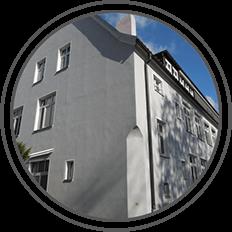 Schön & Endres, Verwaltung, Franz-Ludwig-Straße, Würzburg