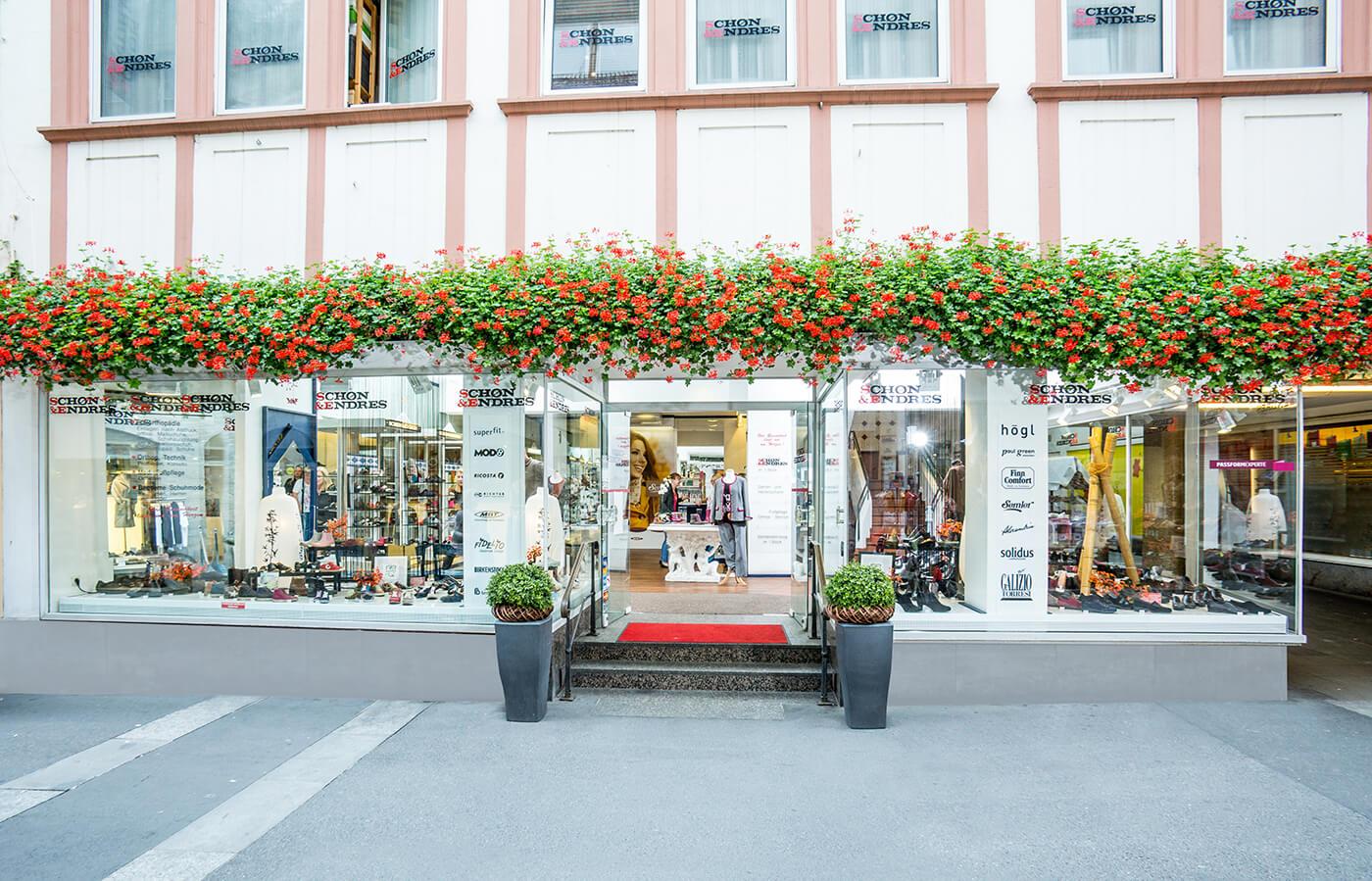 Schustergasse Würzburg