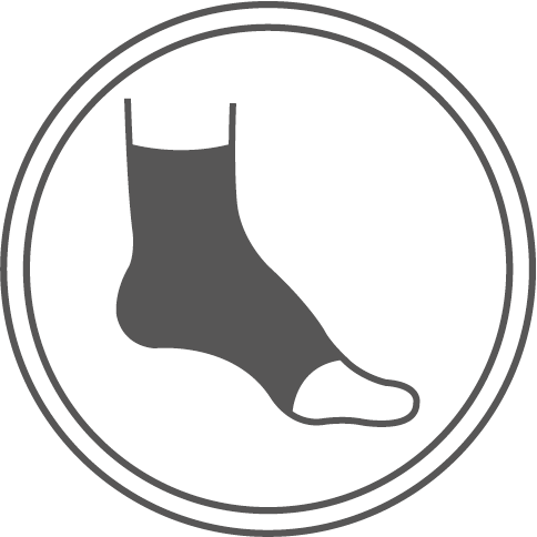 Fuß, Bandagen, Orthesen, Medi, Bauerfeind, Schiebler, Ofa