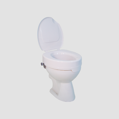 Schön & Endres, Orthopädie Rehatechnik, Sanitärhilsmittel, Pflegehilfsmittel, Sanitär Hilfsmittel, WC- Duschsysteme, Toilettensitzerhoehung Ticco