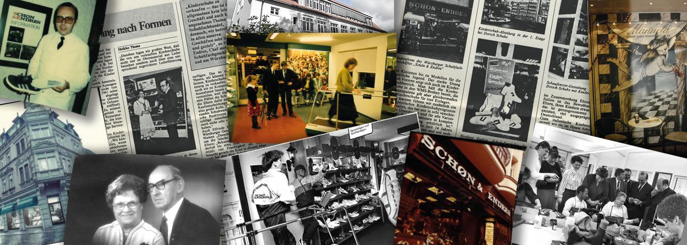 Schön & Endrse Historie