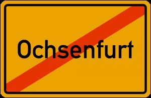 Schließung Ochsenfurt