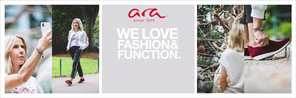 Ara - We love fashion & function