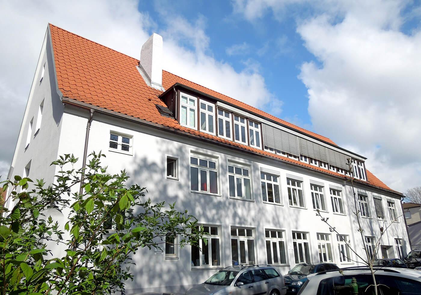 Hauptsitzt - Verwaltung -Würzburg