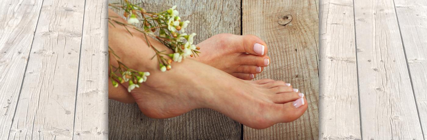 Fußpflege, Podologie