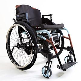 Schön & Endres, Orthopädie Rehatechnik, Mobile Hilfsmittel, Rollstuhl, Pro Aktiv Lift