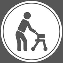 Schön & Endres, Orthopädie Rehatechnik, Rollator