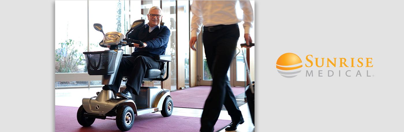 Schön & Endres, Orthopädie Rehatechnik, Mobile Hilfsmittel, Scooter