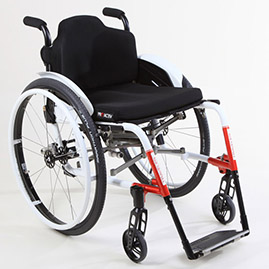 Schön & Endres, Orthopädie Rehatechnik, Mobile Hilfsmittel, Rollstuhl, Pro Aktiv Traveler
